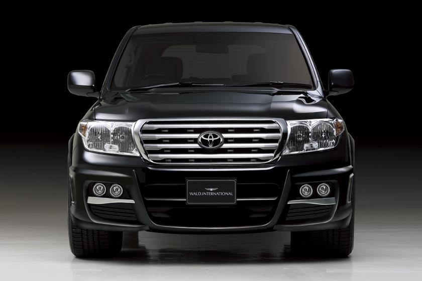 Toyota land cruiser v8, la puissance à l'état pur