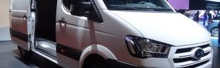 utilitaire Hyundai H350